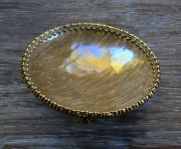 Mike & Ally Bolshoi Small Round Metal Decorative Bowl Bronze & Antique G... - $168.00
