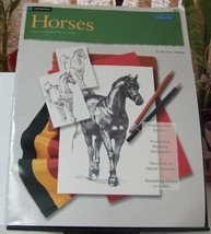 Drawing Horses by Walter Foster - $8.00
