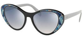 Prada Catwalk Women's Cat-Eye Sunglasses w/ Gradient Flash Lens - PR14US LDM5R0 - $119.99