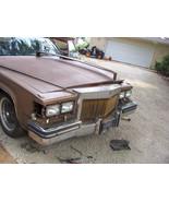 1987 1989 BROUGHAM FRONT BUMPER USED WEAR ORIGINAL CADILLAC - $504.90