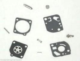 Zama RB-104 C1U-K68 C1U-K78 Carburetor Repair Kit Genuine Overhaul Rebuild Carb - $10.94