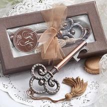 50 Vintage Skeleton Key Bottle Opener Wedding Favor Reception Gift Party... - $95.98