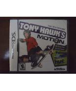 Tony Hawk's Motion Nintendo DS DSi - New - $12.00