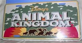Animal Kingdom Cast Member CM only Disney  License Plate - $49.99
