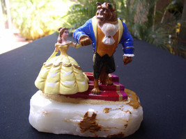 Disney Ron Lee Beauty and the Beast 1995 Figurine - $237.04