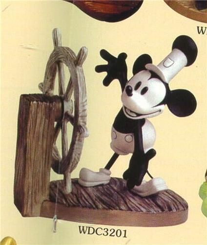 Disney Steamboat Willie WDCC 5 year Marking Figurine