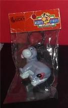 Eeyore  from Winnie the Pooh  Disney Figurine  key chain made of PVC Mint - $19.79