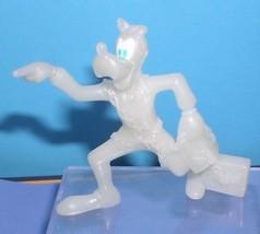 Goofy ghost Christmas Carol Jacob Marley Mickey's Disney PVC cake topper... - $19.33