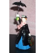 Mary Poppins with her umbrella Walt Disney Productions Japan marking fgi... - $67.71
