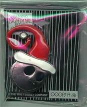 Nightmare Before Christmas Jack Santa enamel Brooch NMBC  Authentic pin/... - $59.99