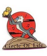 Rafiki Monkey & Simba Circle of Life Lion King Authentic DISNEY Pin/Pins - $19.33