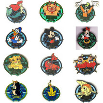 WDW - Zodiac POM Series  set of 12 LE authentic Disney on original cards... - $232.19