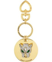 Juicy Couture KeyFob Keychain Panther Leopard C... - $34.95