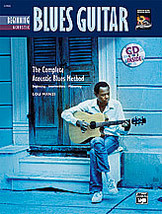 Complete Acoustic Blues Guitar Method/book w/CD Set - $19.95