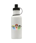 Powerpuff Girls Personalized Custom Water Bottle, Add Childs Name - $19.99