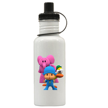 Pocoyo Personalized Custom Water Bottle, Add Childs Name - $19.99