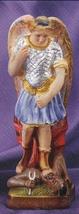 St. michael 8 inch statue thumb200
