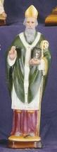 St. Patrick - 12 inch Statue