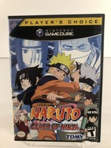 Naruto Clash Of Ninja (Nintendo Gamecube) = Complete w/ Case & Manual - $6.94