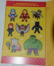 Hallmark HKB 526 3 MARVEL Avengers Youre 4 Birthday Card with Magnets Pkg 4 image 4