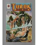 Turok: Dinosaur Hunter  #3 - September 1993 - Valiant Comics - Slitherin... - $4.89