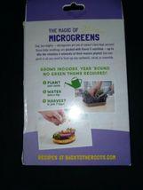 Back To The Roots Organic Microgreens Grow Kit ~ Rainbow Mix  New (1 kit per box image 3