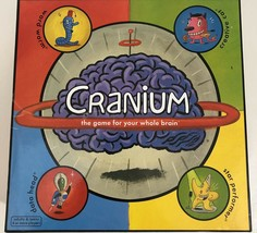Cranium Board Game 2002  Complete - Pre-Owned - $24.70