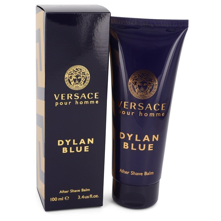Versace Pour Homme Dylan Blue by Versace After Shave Balm 3.4 oz (Men) - $43.75