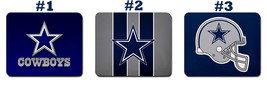 Dallas Cowboys Mouse Pad, Mouse Mat 3 Assorted Design, FREE SHIPPING WOR... - $150,77 MXN