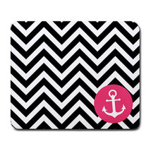 MONOGRAMMED MOUSE PAD CHEVRON ANCHOR - $150,77 MXN