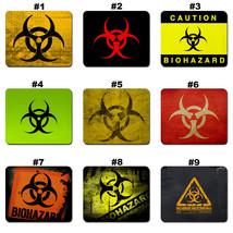 Biohazard Logo Mousepad 9 Stunning Design - $161,41 MXN