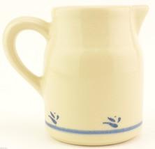 Friendship Pottery FPT3 Pattern Creamer Pitcher Tableware Dinnerware Ros... - $14.99