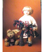 """Boyds Yesterdays Child """"Tami with Donna..Halftime""""- 14"""" Doll-QVC -LE -New - $69.99"""