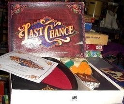 LAST CHANCE GAME - $36.00