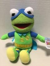 "Disney Junior Muppet Babies The Froginizer Kermit 9"" Plush Toy Nwt Free Ship - $8.15"