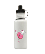Angelina Ballerina Personalized Custom Water Bottle, Add Childs Name - $19.99