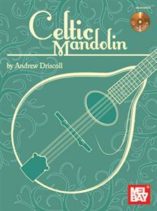 Celtic Mandolin Book/CD Set/Newly Published!/Andrew Driscoll/TAB/Notation
