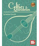 Celtic Mandolin Book/CD Set/Newly Published!/Andrew Driscoll/TAB/Notation - $20.99