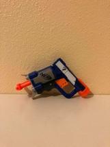 Toy Gun Dart Nerf N-Strike Elite Jolt EX-1 Blaster Blue Hasbro 2011 - $6.29
