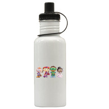 Super Why Personalized Custom Water Bottle #2, Add Childs Name - $19.99