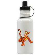 Winnie the Pooh Tigger Personalized Custom Water Bottle, Add Childs Name - $19.99