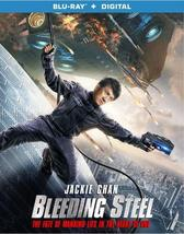Bleeding Steel [Blu-ray+Digital, 2018]