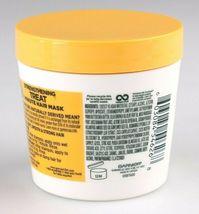 Lot of 3 Garnier Fructis Banana Extract Strengthening Hair Treat Mask 3.4 fl oz image 3