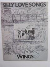 Silly Love Songs Sheet Music [Sheet music] by Paul McCartney/Wings - $9.54