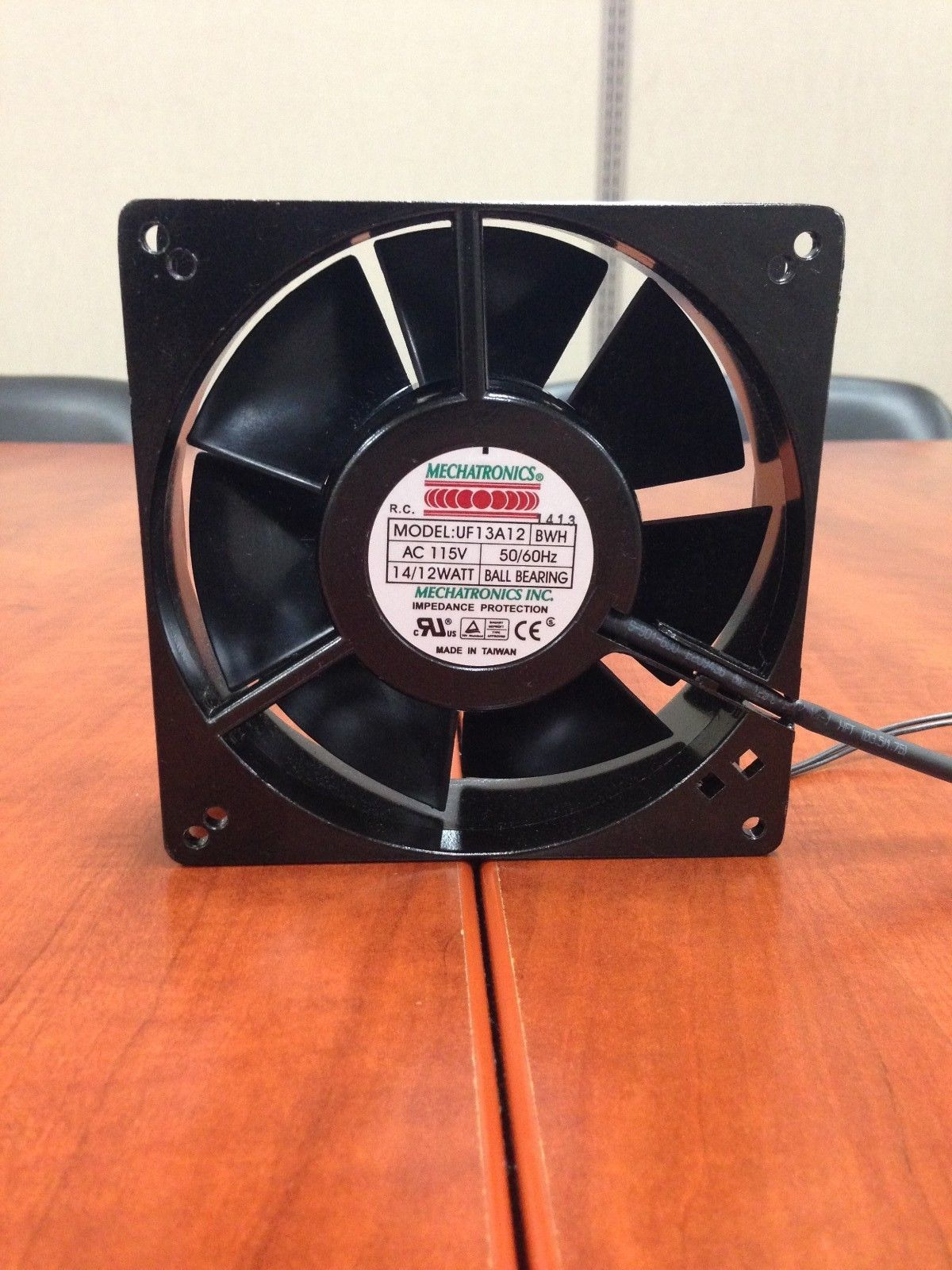 Axial fan 120 Cfm 5 x1.5 2 EA. FREE SHIPPING Fans & Blowers #B54116