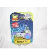DISNEY PIXAR Toy Story BUZZ LIGHTYEAR Bump n' Go Speed Cruiser LIGHTS UP - $19.96