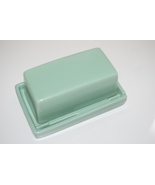 Bee House Japan Light Green Covered Butter Dish - $24.95