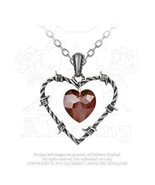 Love Imprisoned Pendant by Alchemy Gothic - $44.95
