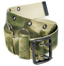 Russian Army Military Waist Belt Atacs Camo Moh Vkbo - $12.82