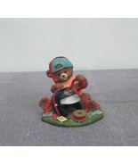Harley Davidson Little Cruisers Figurines - From 1997 - I wrapped it mys... - $60.00
